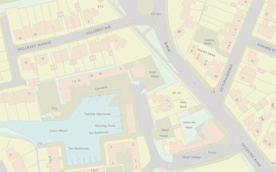 OS Mastermap Topography Data