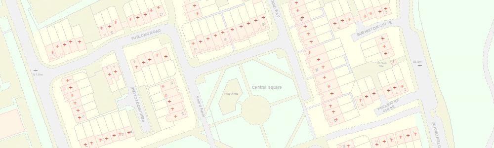 GIS Data - Mastermap