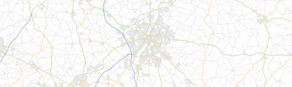 GIS Data - Roads