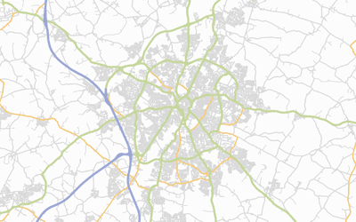 GIS Data - Roads