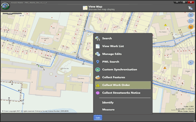 GIS Customisation and Development - Mobile GIS