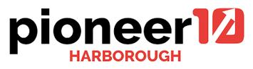 Pioneer10 Harborough Logo