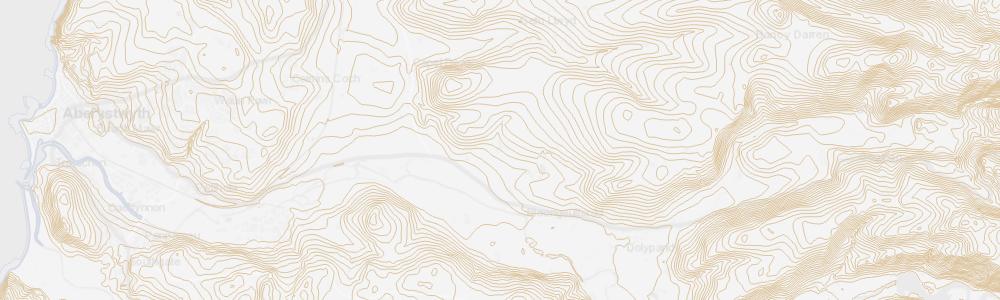 OS Terrain 50 Contour Data